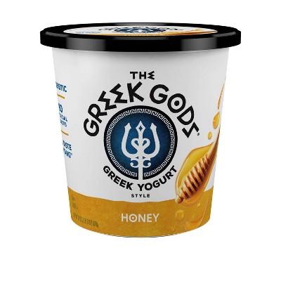 The Greek Gods Honey Greek Yogurt - 24oz