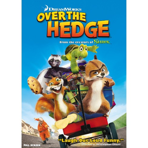 Over The Hedge - image 1 of 1