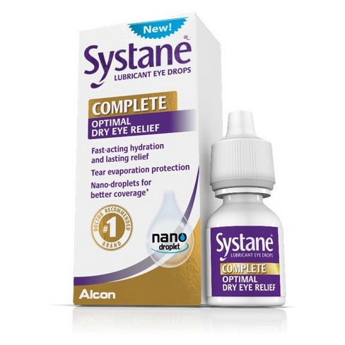 Systane Complete Eye Drops - 10mL - image 1 of 1