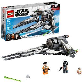 LEGO Star Wars Black Ace TIE Interceptor 75242