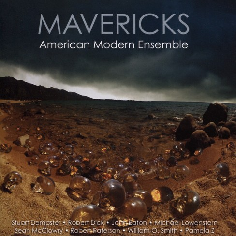 American modern ense - Mavericks (CD) - image 1 of 1