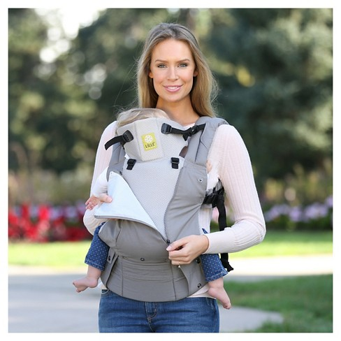 af7813a7de6 LILLEbaby 6-Position COMPLETE All Seasons Baby   Child Carrier - Stone    Target