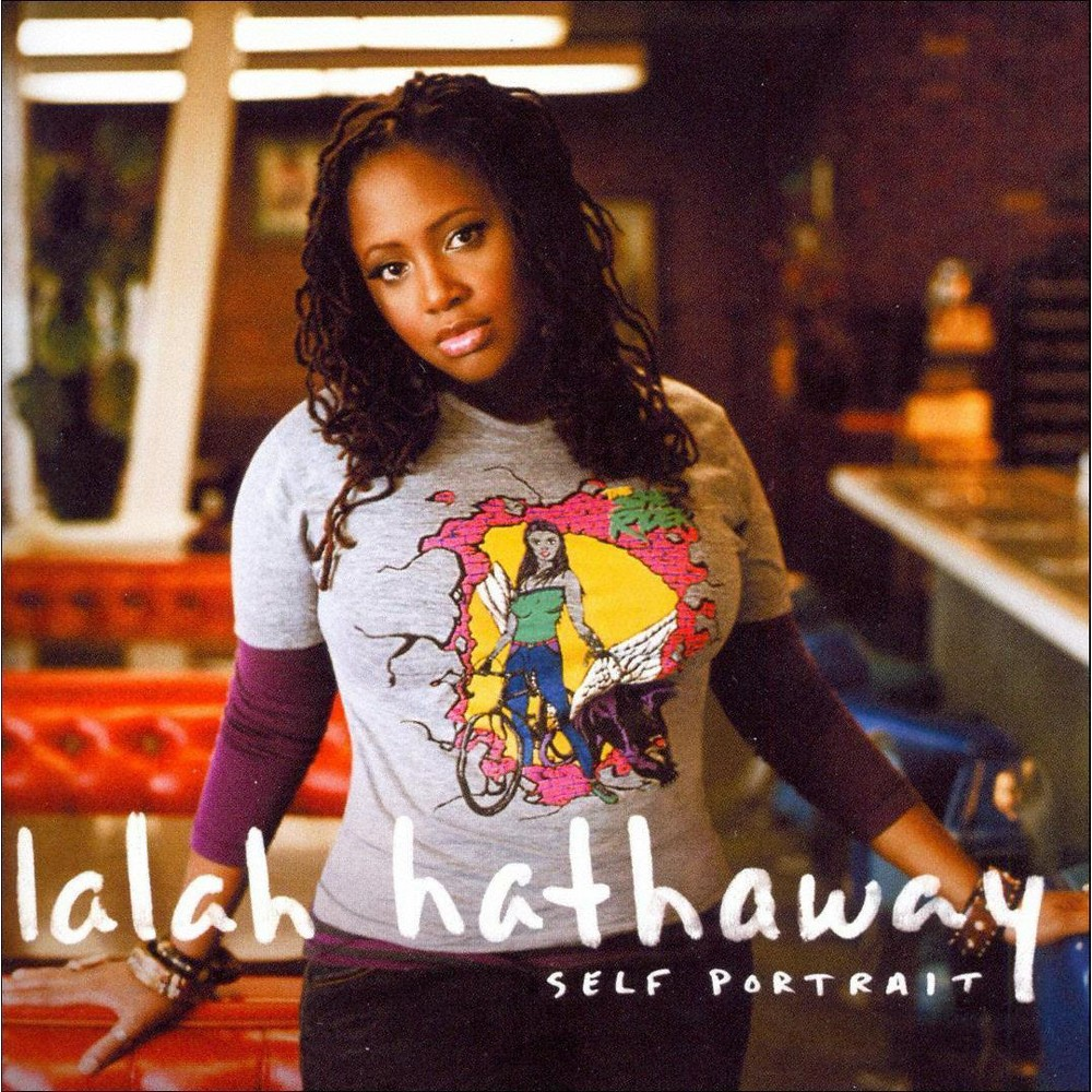 Lalah Hathaway Self Portrait Cd