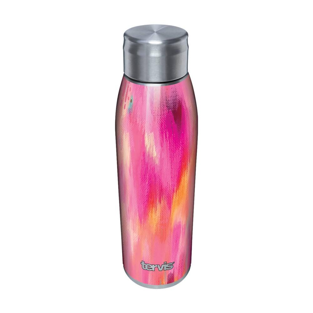 Compare Tervis 17oz Stainless Steel Water Bottle - Etta Vee Pretty in Pink