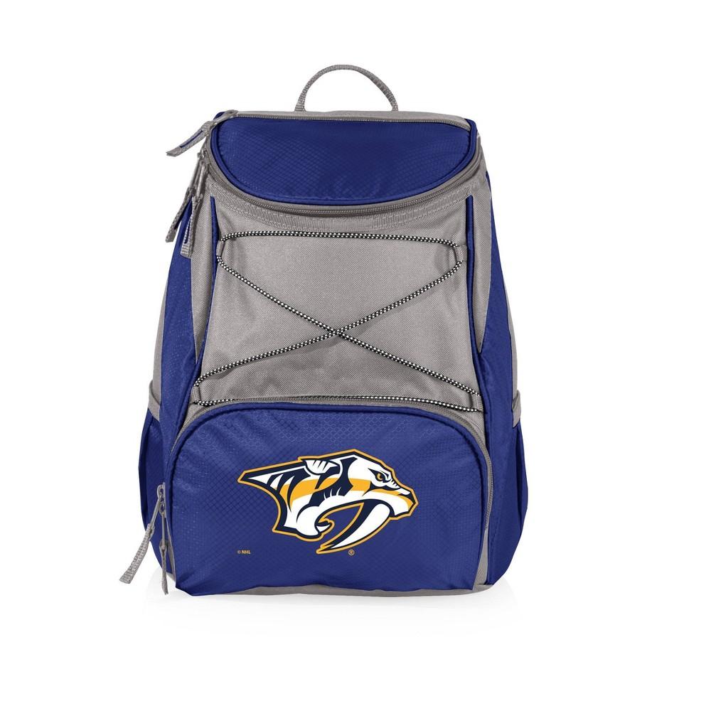Nhl Nashville Predators Ptx Backpack Cooler Blue