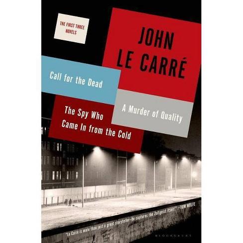 The First Three Novels - by  John Le Carre (Hardcover) - image 1 of 1
