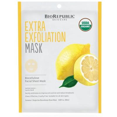 BioRepublic SkinCare Exfoliating Facial Treatment - 0.85 fl oz