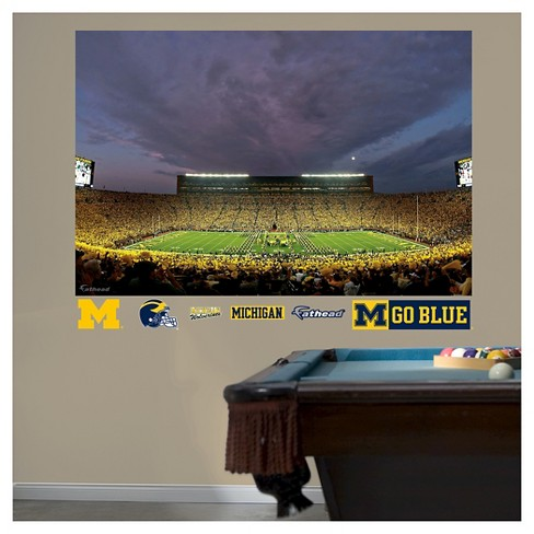 NCAA Fathead Stadium Wall Decal - image 1 of 1
