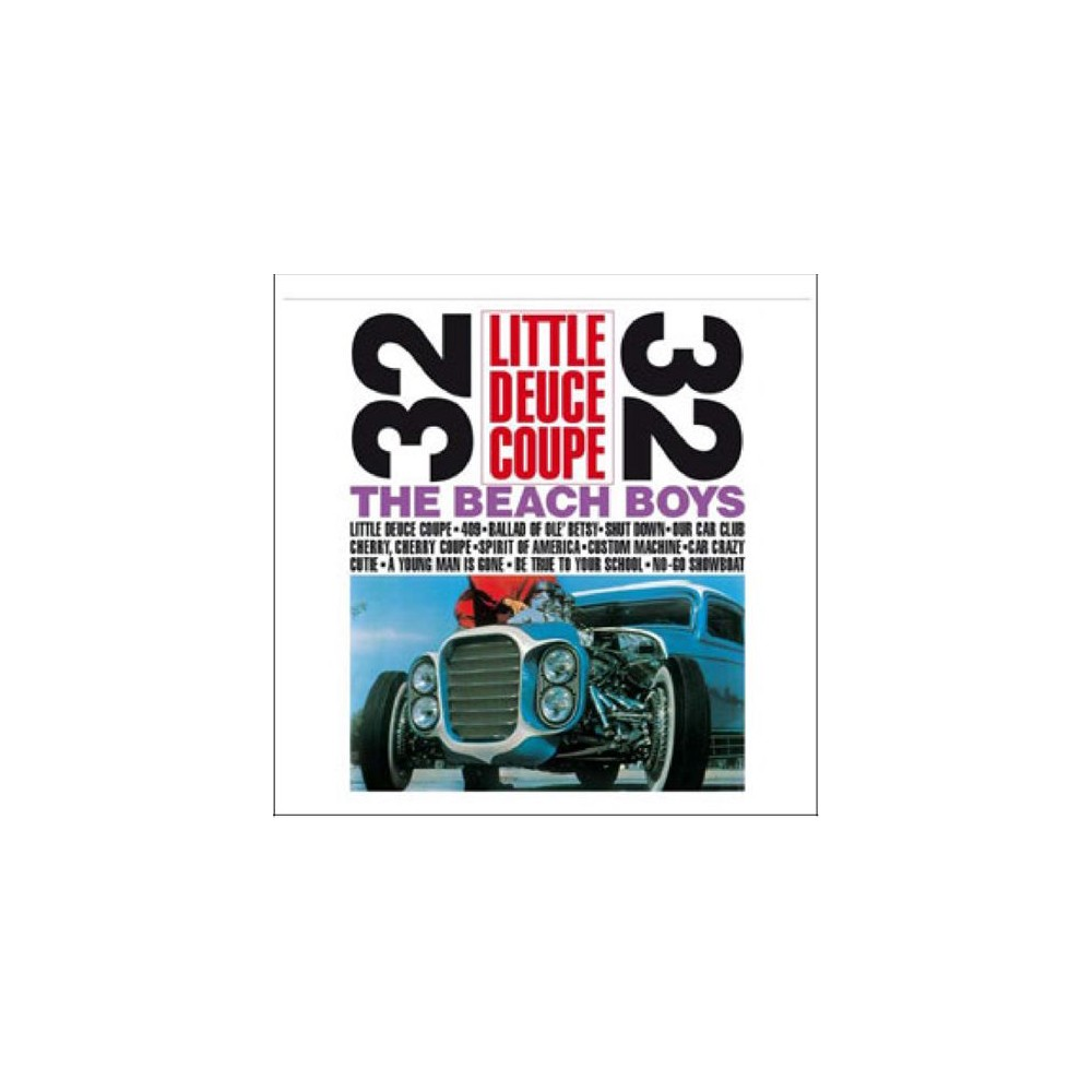 Beach Boys - Little Deuce Coupe (Vinyl)