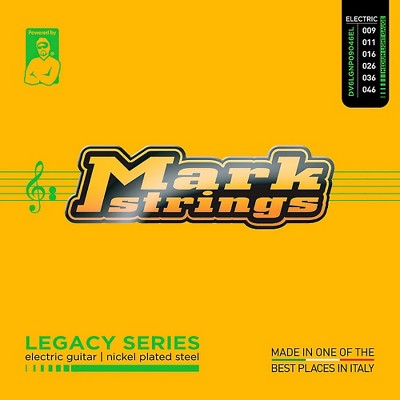 Markbass Legacy Series Nickel Plated Steel Electric Strings (9-46)