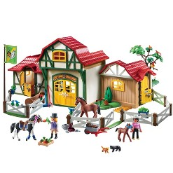 Playmobil Horse Farm, Building Sets