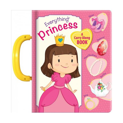 Everything Princess - (Board_book) - image 1 of 1