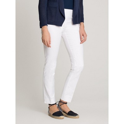 NIC+ZOE Women's The Perfect Pant Modern Slim Ankle