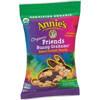 Cookies: Annie's Bunny Grahams