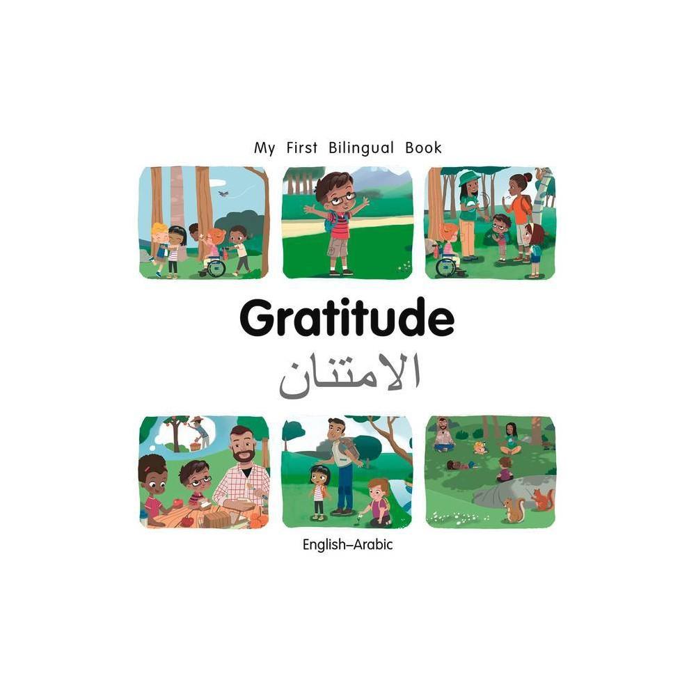 My First Bilingual Book Gratitude English Arabic By Patricia Billings Board Book