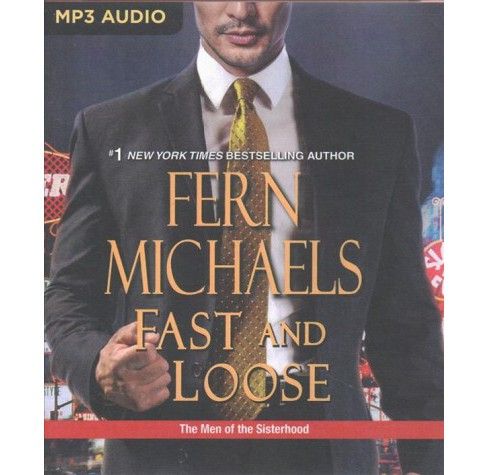 Fast and Loose (MP3-CD) (Fern Michaels) - image 1 of 1