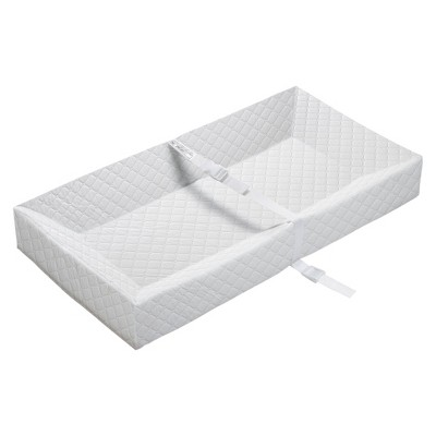 Summer Infant® 4-Sided Changing Pad - White