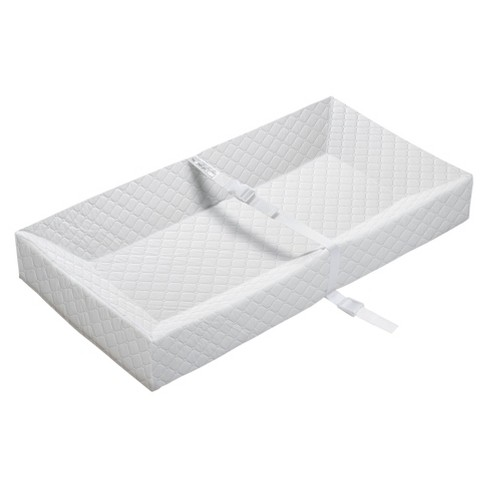 Summer Infant 4-Sided Changing Pad - White - image 1 of 1