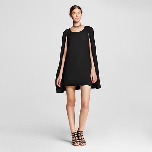 290c4fdc1b4c82 Women's Cape Dress - Alison Andrews® Black : Target