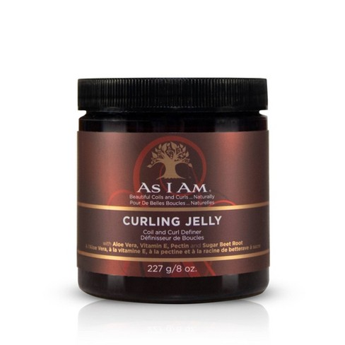 As I Am Curling Jelly Definer - 8oz - image 1 of 3