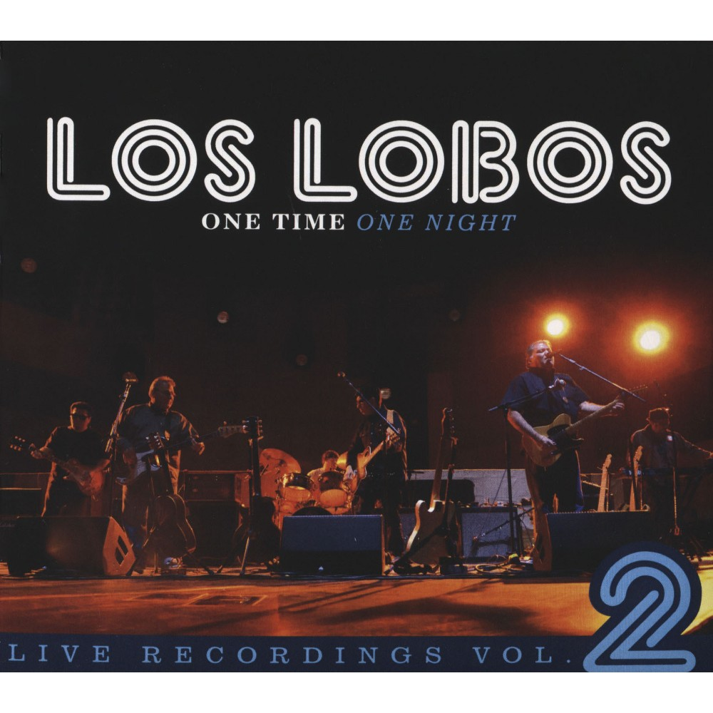 Los Lobos - One Time One Night:Live Recordings 2 (CD)
