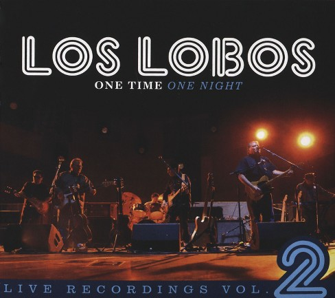 Los lobos - One time one night:Live recordings 2 (CD) - image 1 of 1