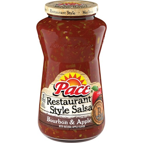 Pace® Restaurant Style Bourbon & Apple Salsa 16 oz - image 1 of 5
