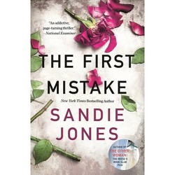 The First Mistake - by Sandie Jones (Paperback)