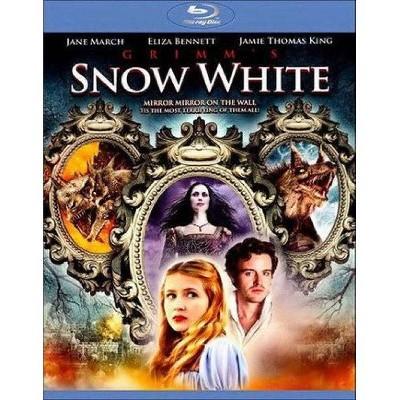 Grimm's Snow White (Blu-ray)(2012)