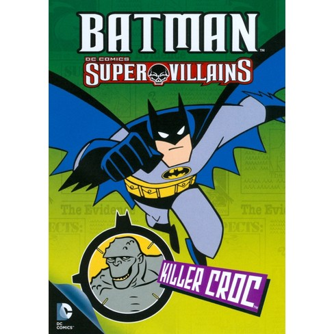 Batman Super Villains: Killer Croc (dvd_video) - image 1 of 1