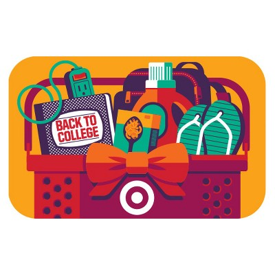 Back to College Basket GiftCard