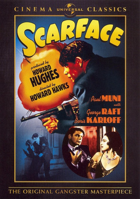 Scarface (DVD) - image 1 of 1