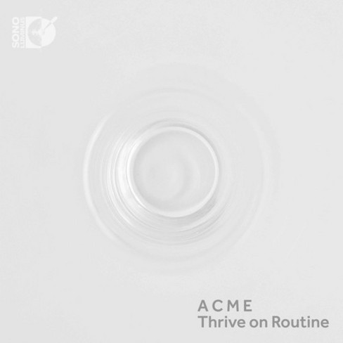 American Contemporar - Thrive On Routine (Audio Only) (Blu-ray) - image 1 of 1