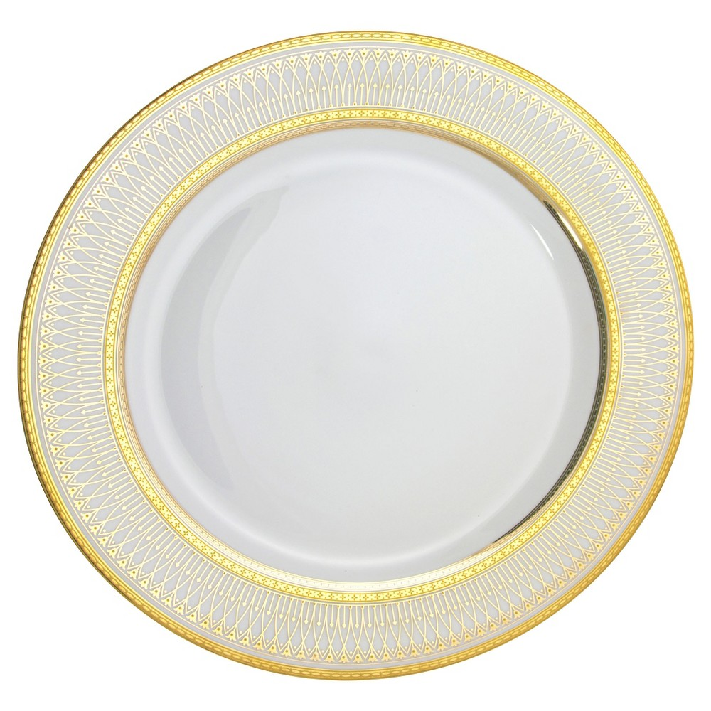 Iriana Charger Plate Gold 12