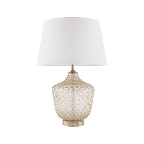 Alexandria Tapered Table Lamp Silver (Lamp Only) - image 1 of 4