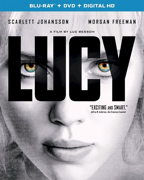 Lucy (2 Discs) (Includes Digital Copy) (Blu-ray/DVD) - image 1 of 1