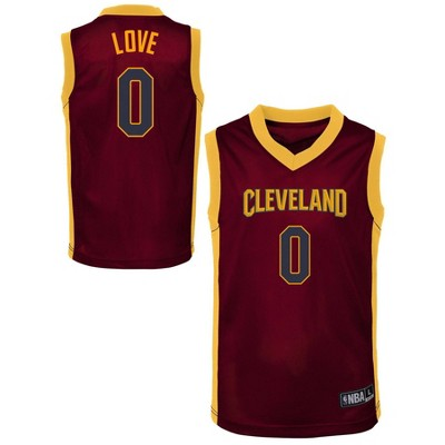 NBA Cleveland Cavaliers Toddler Boys' Kevin Love Jersey