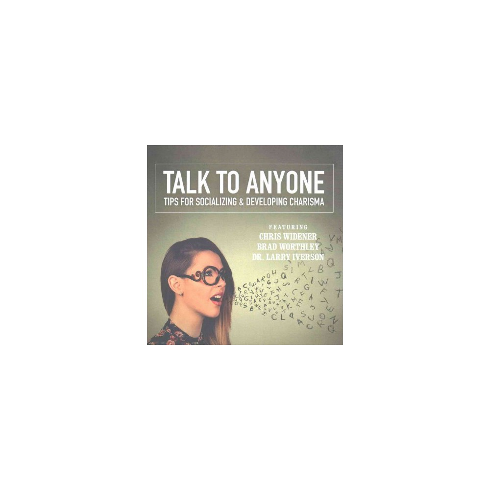 Social Skills for Networking Events : Talk to Anyone, Charisma and Listening Skills (Unabridged)