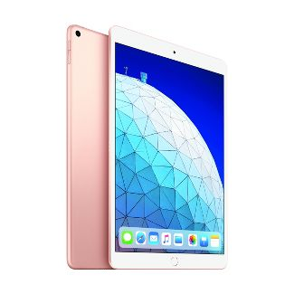 Apple iPad Air 10.5-inch 64GB Wi-Fi Only (2019 Model) - Gold