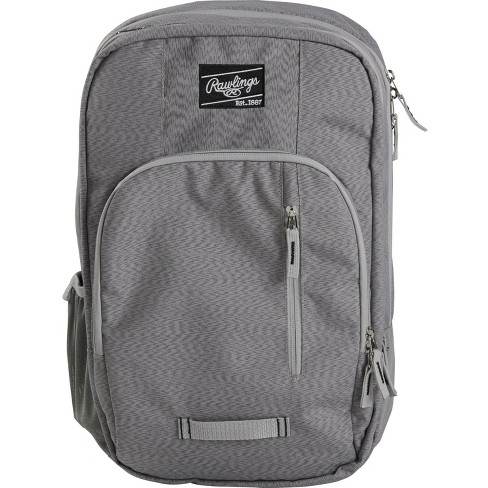 Rawlings Coachs Backpack Graphite - image 1 of 1