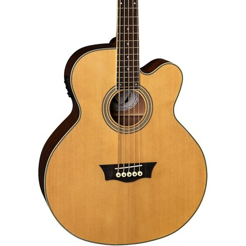 Dean EABC 5-String Cutaway Acoustic-Electric Bass - image 1 of 6