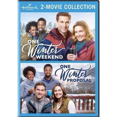 Hallmark 2-Movie Collection:one Winter Weekend / One Winter Proposal (DVD)(2020)