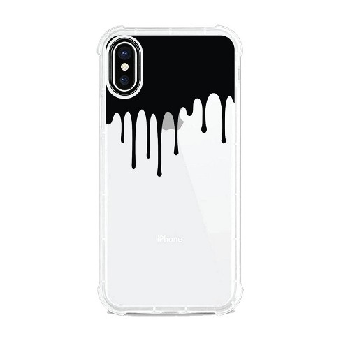 OTM Essentials Apple iPhone X/XS Rugged Edge Clear Print Case - image 1 of 4