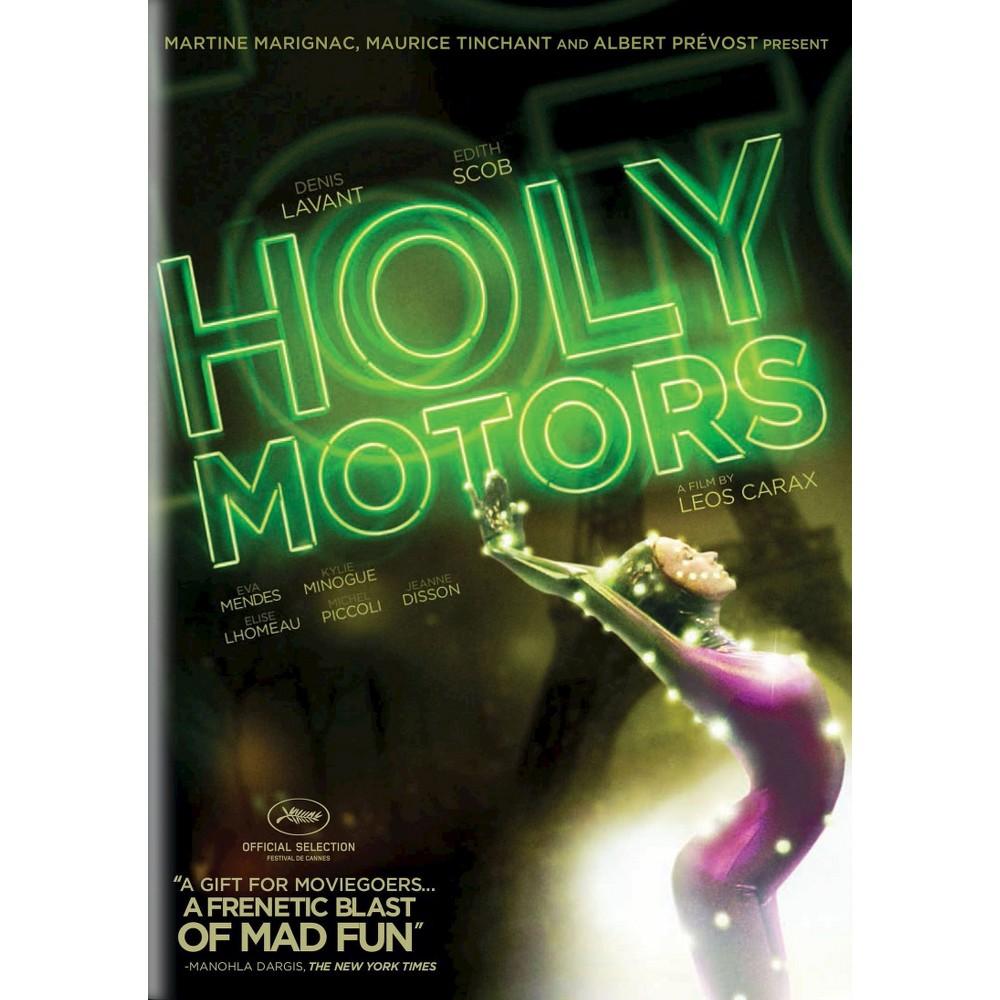 Holy Motors (Dvd), Movies