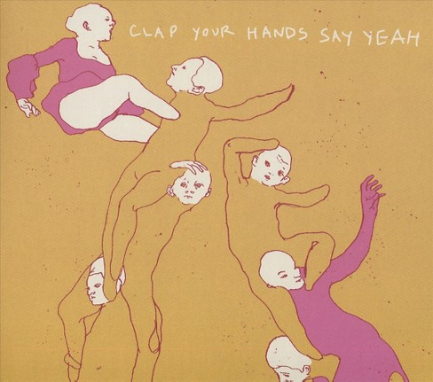 Clap your hands say - Clap your hands say yeah (CD) - image 1 of 1