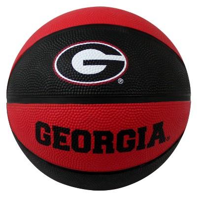 NCAA Georgia Bulldogs Mini Basketball
