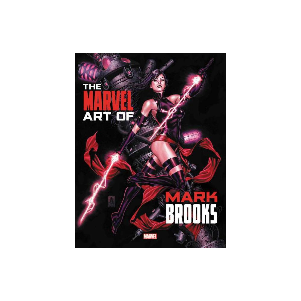 Marvel Monograph The Art Of Mark Brooks Paperback