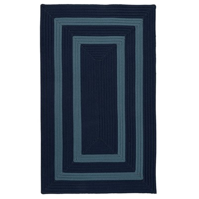 South of The Border Braided Area Rug - Colonial Mills