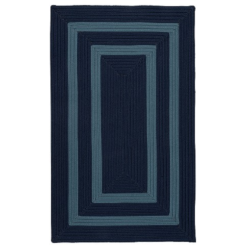 South Of The Border Braided Area Rug - Colonial Mills - image 1 of 1