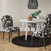 Caracara Rounded Back Dining Chair - Opalhouse™ - image 2 of 4